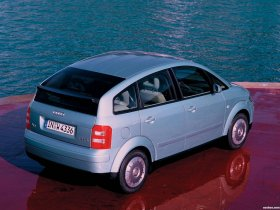 Ver foto 5 de Audi A2 1999