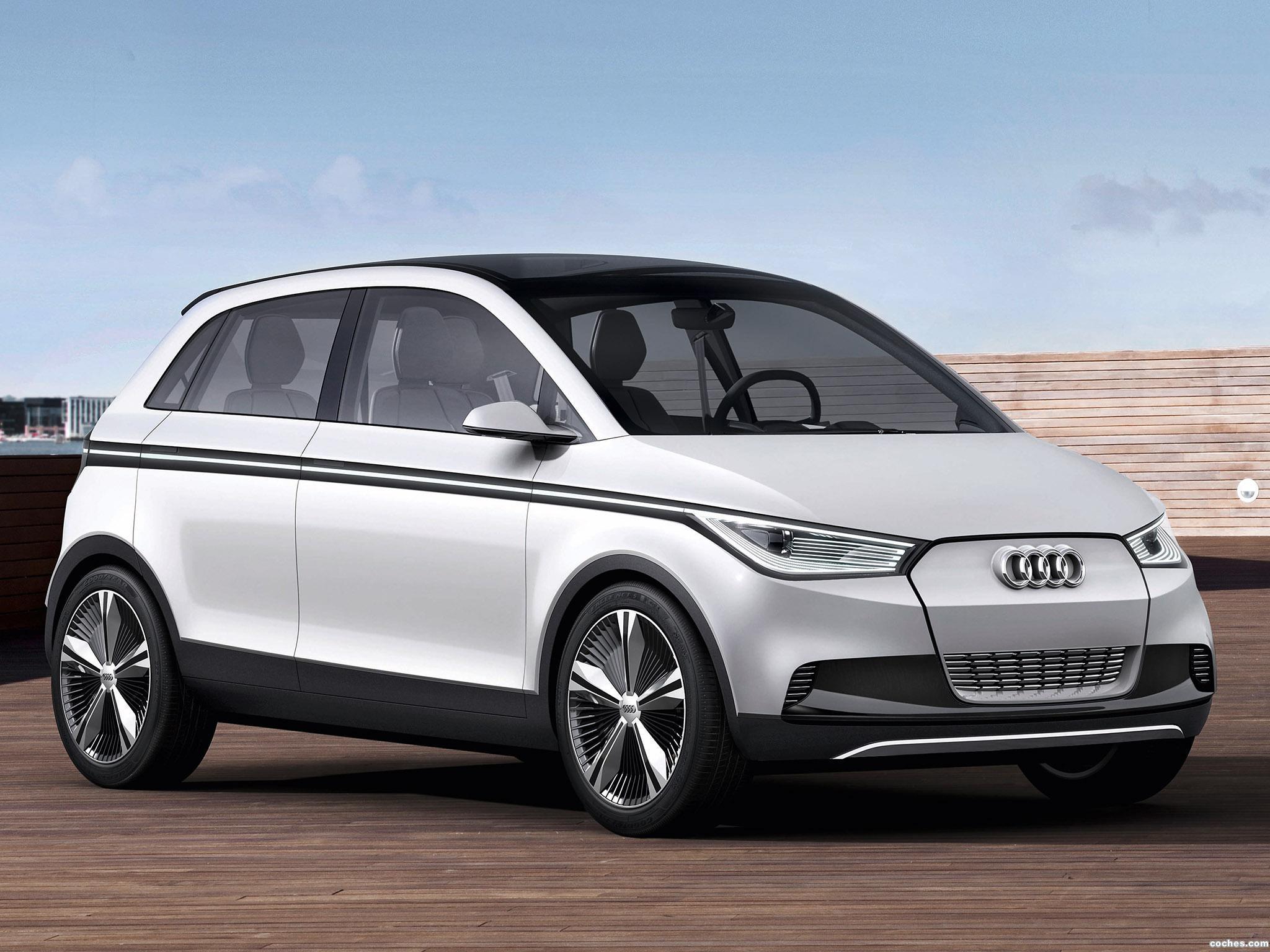 Foto 0 de Audi A2 Concept 2011