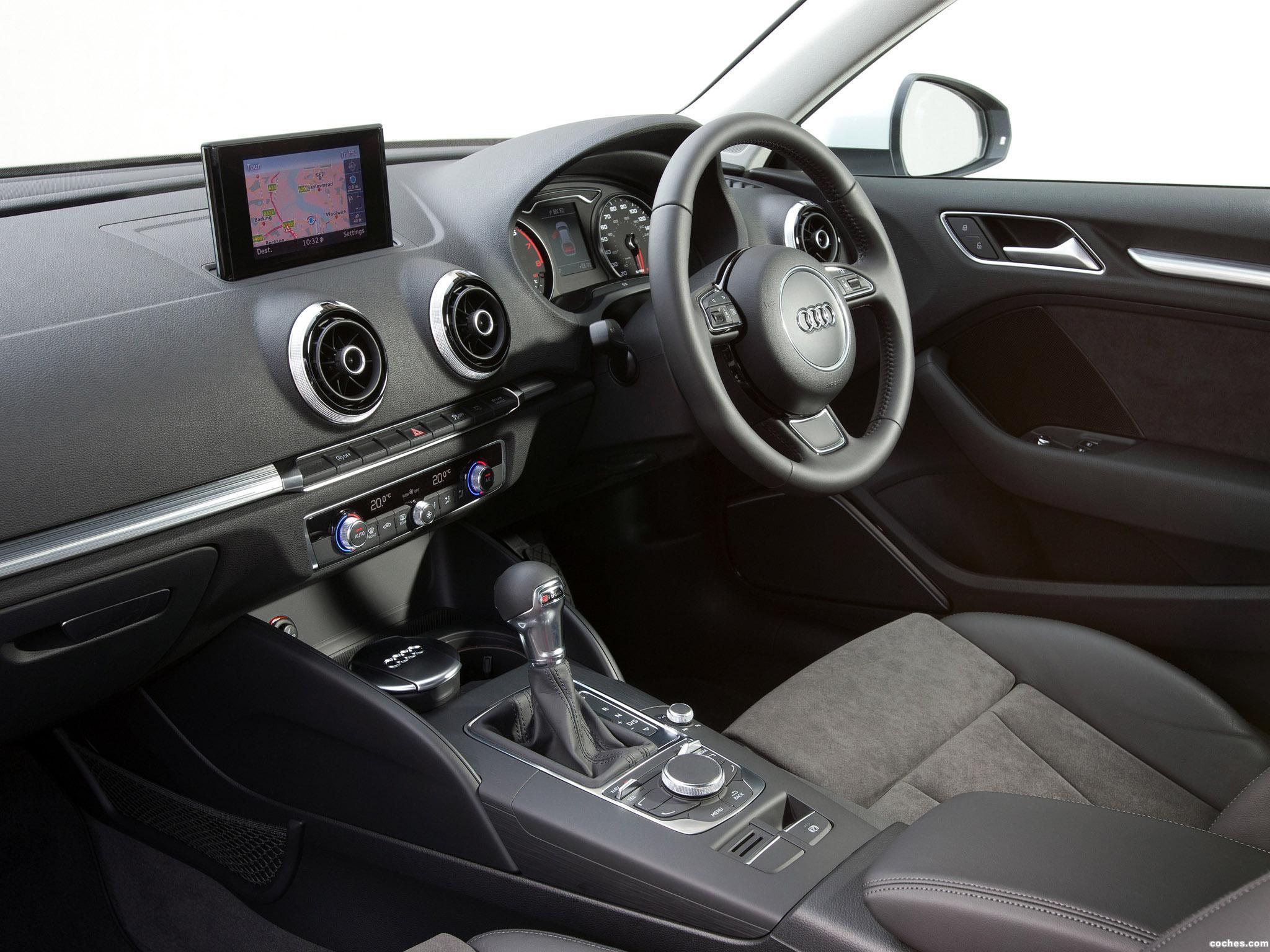 Foto 29 de Audi A3 1.8T UK 2012