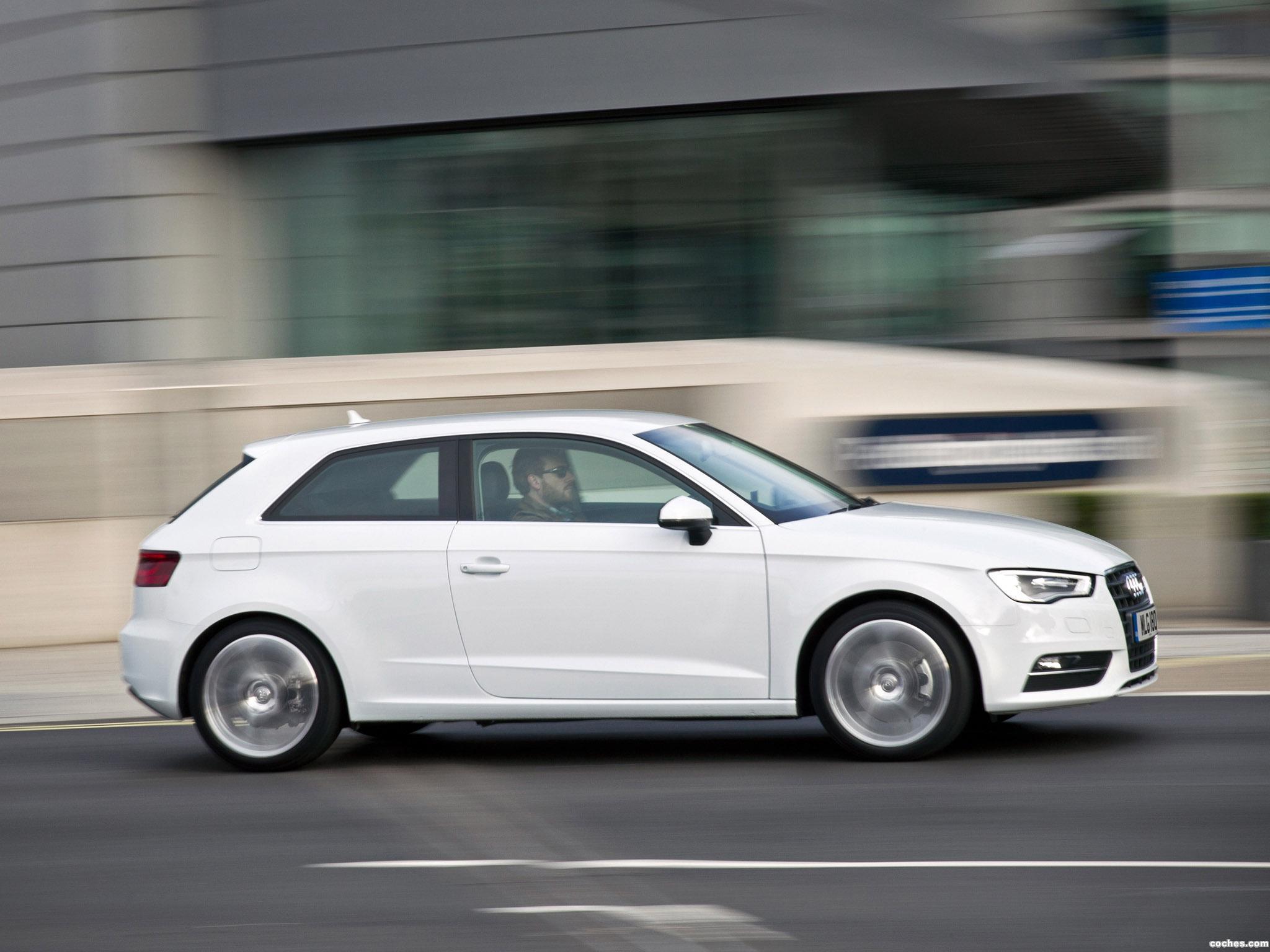 Foto 17 de Audi A3 1.8T UK 2012