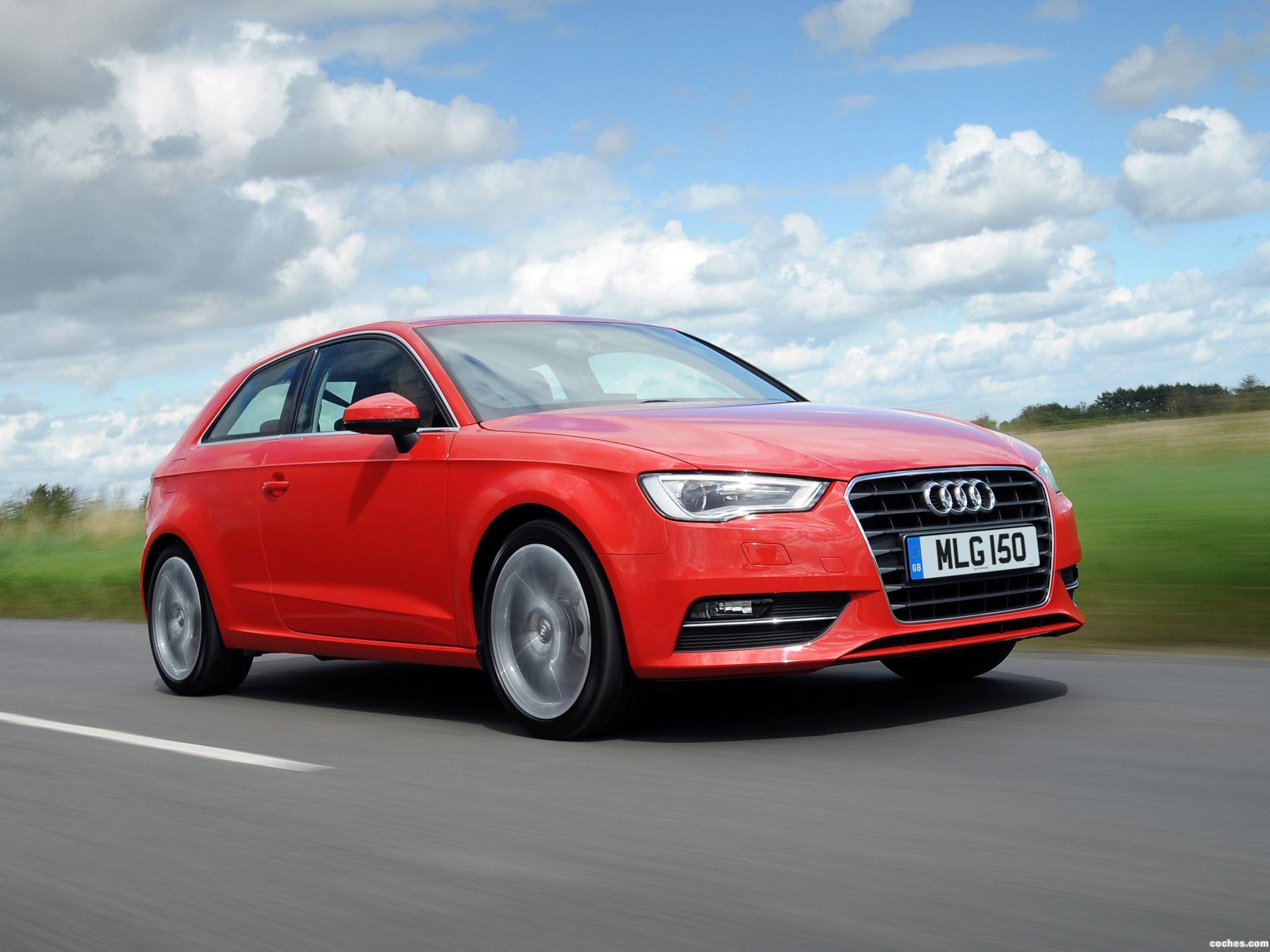 Foto 14 de Audi A3 1.8T UK 2012