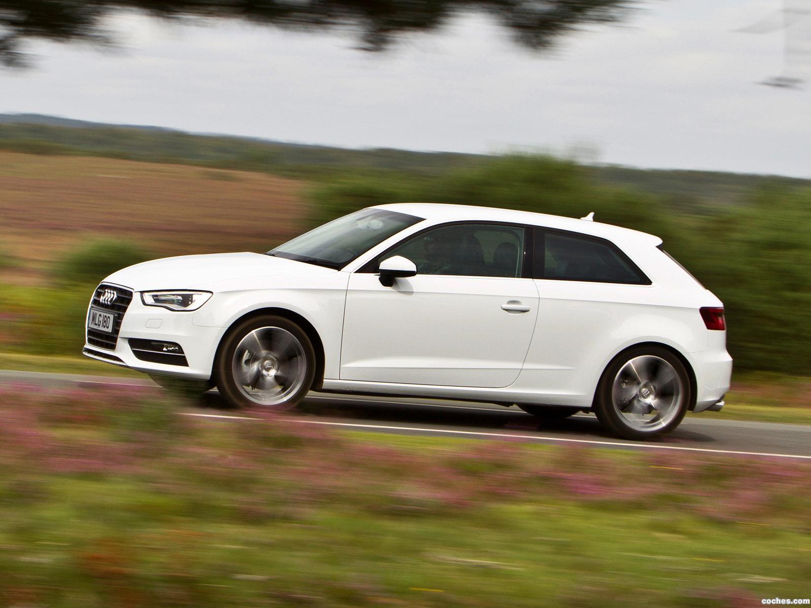 Foto 13 de Audi A3 1.8T UK 2012