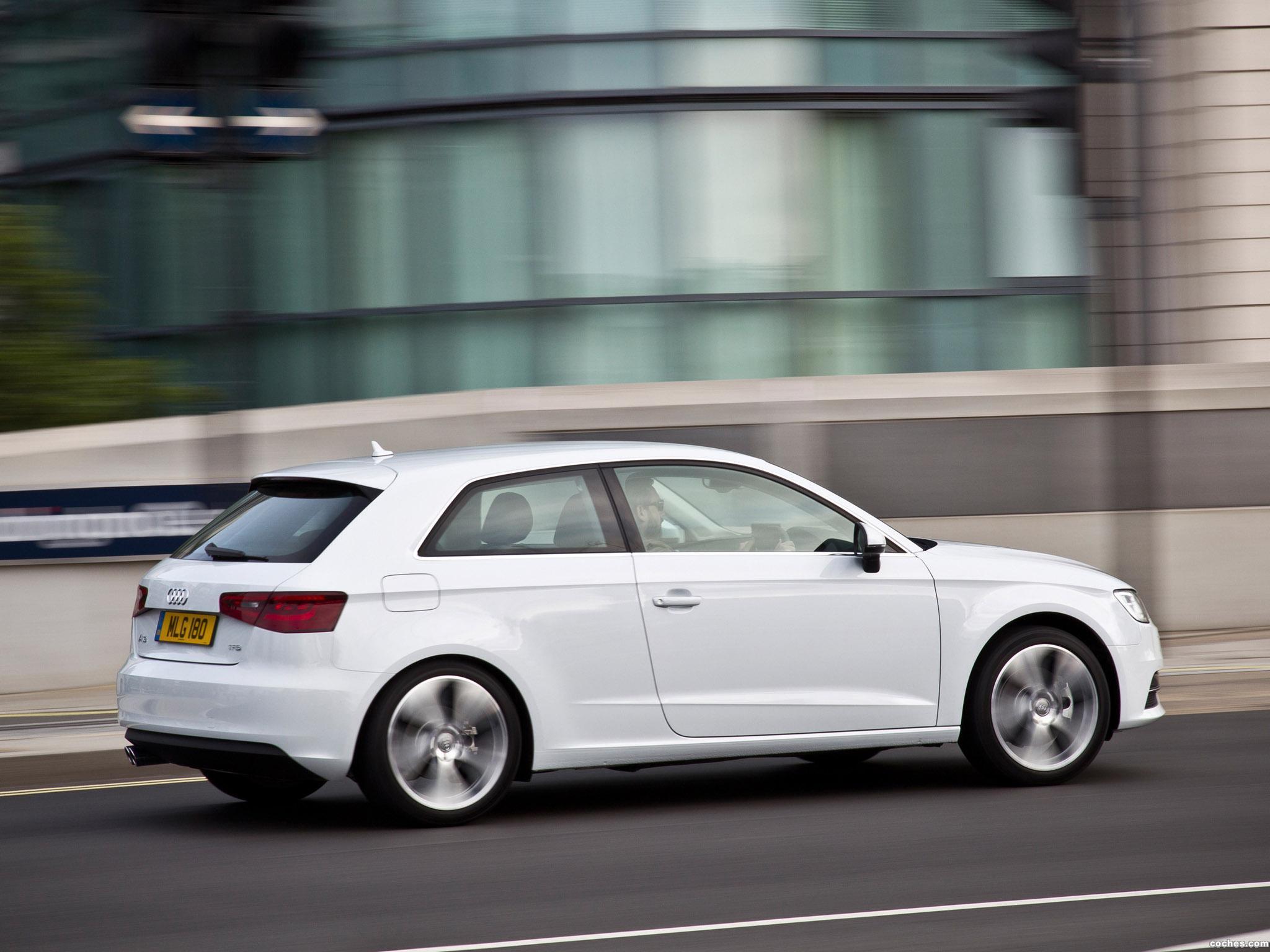 Foto 12 de Audi A3 1.8T UK 2012