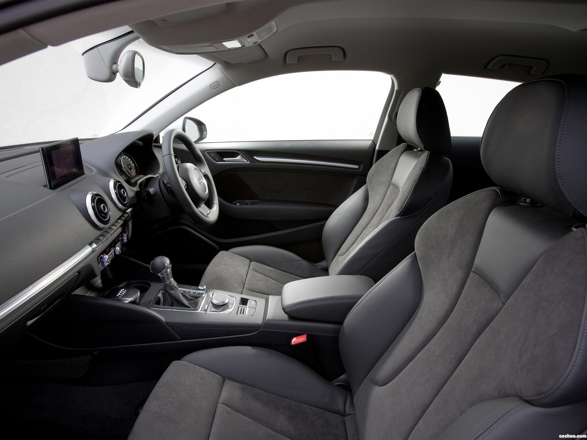 Foto 28 de Audi A3 1.8T UK 2012