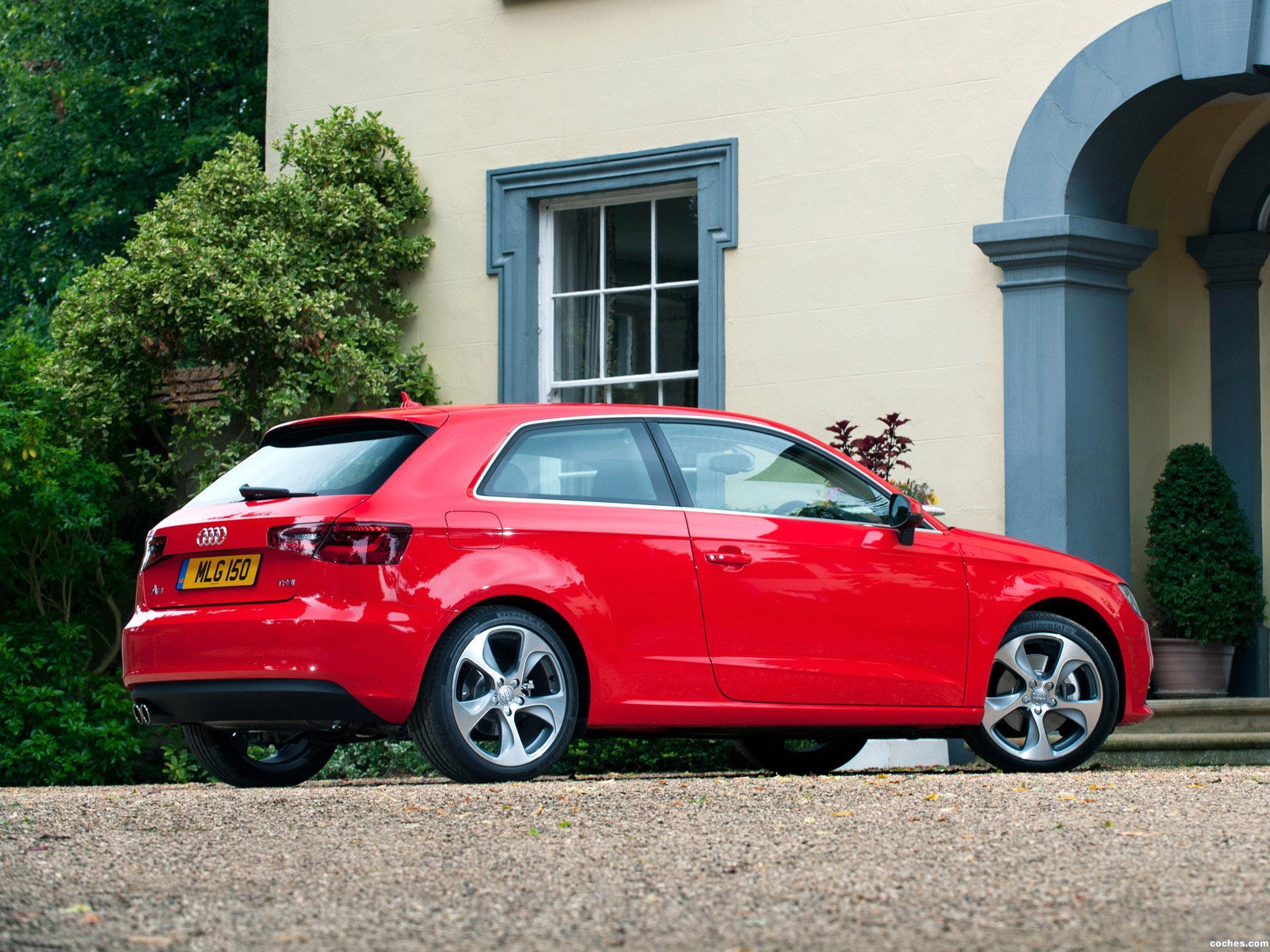 Foto 10 de Audi A3 1.8T UK 2012