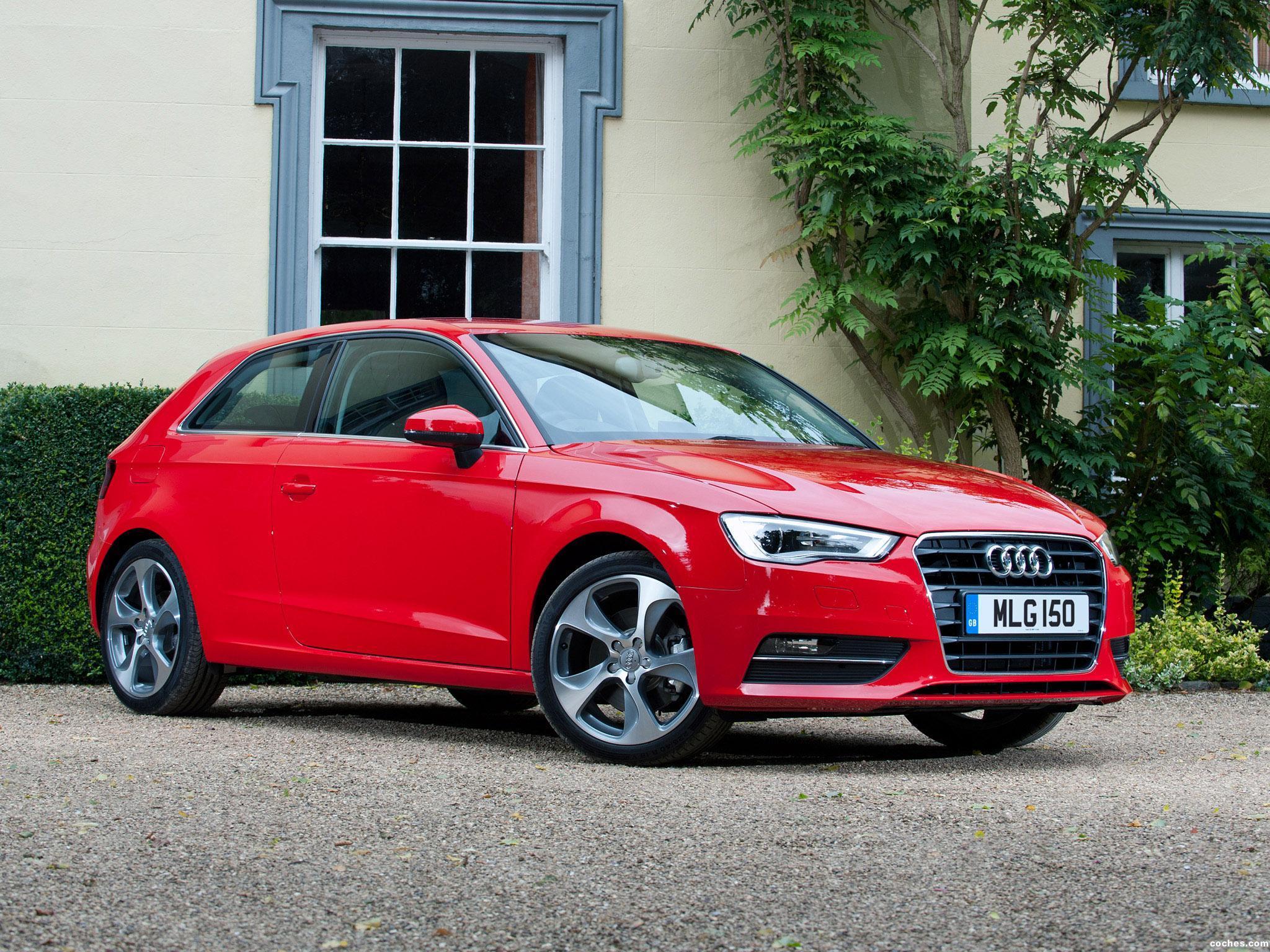 Foto 9 de Audi A3 1.8T UK 2012