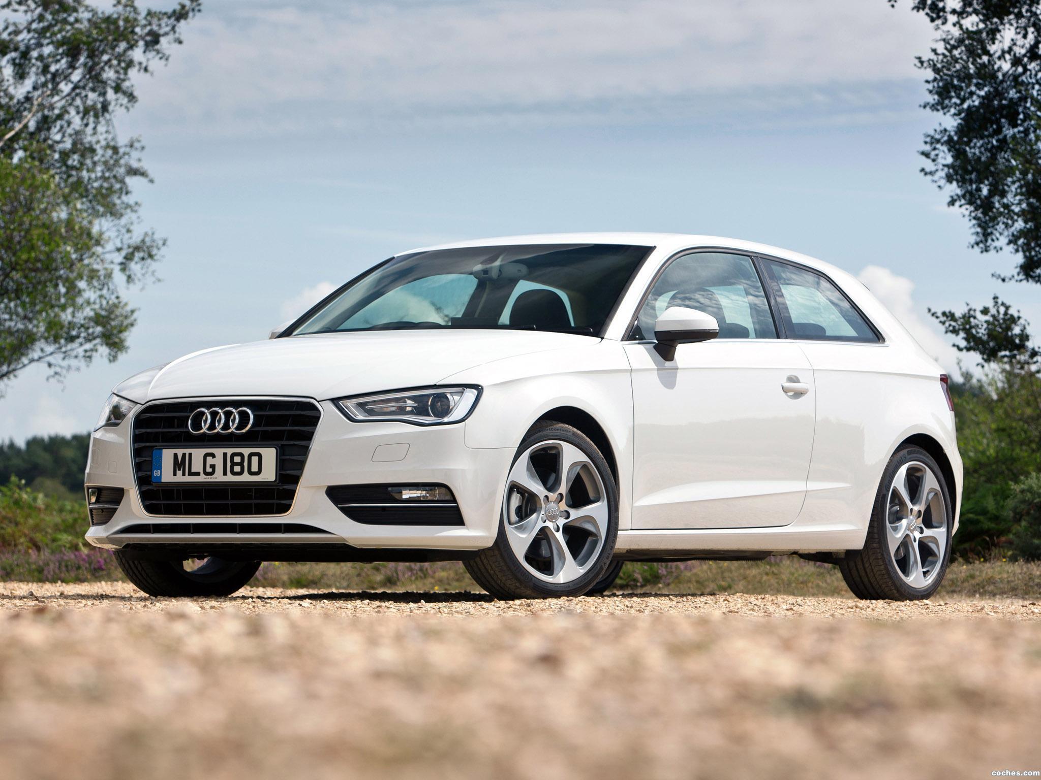 Foto 6 de Audi A3 1.8T UK 2012