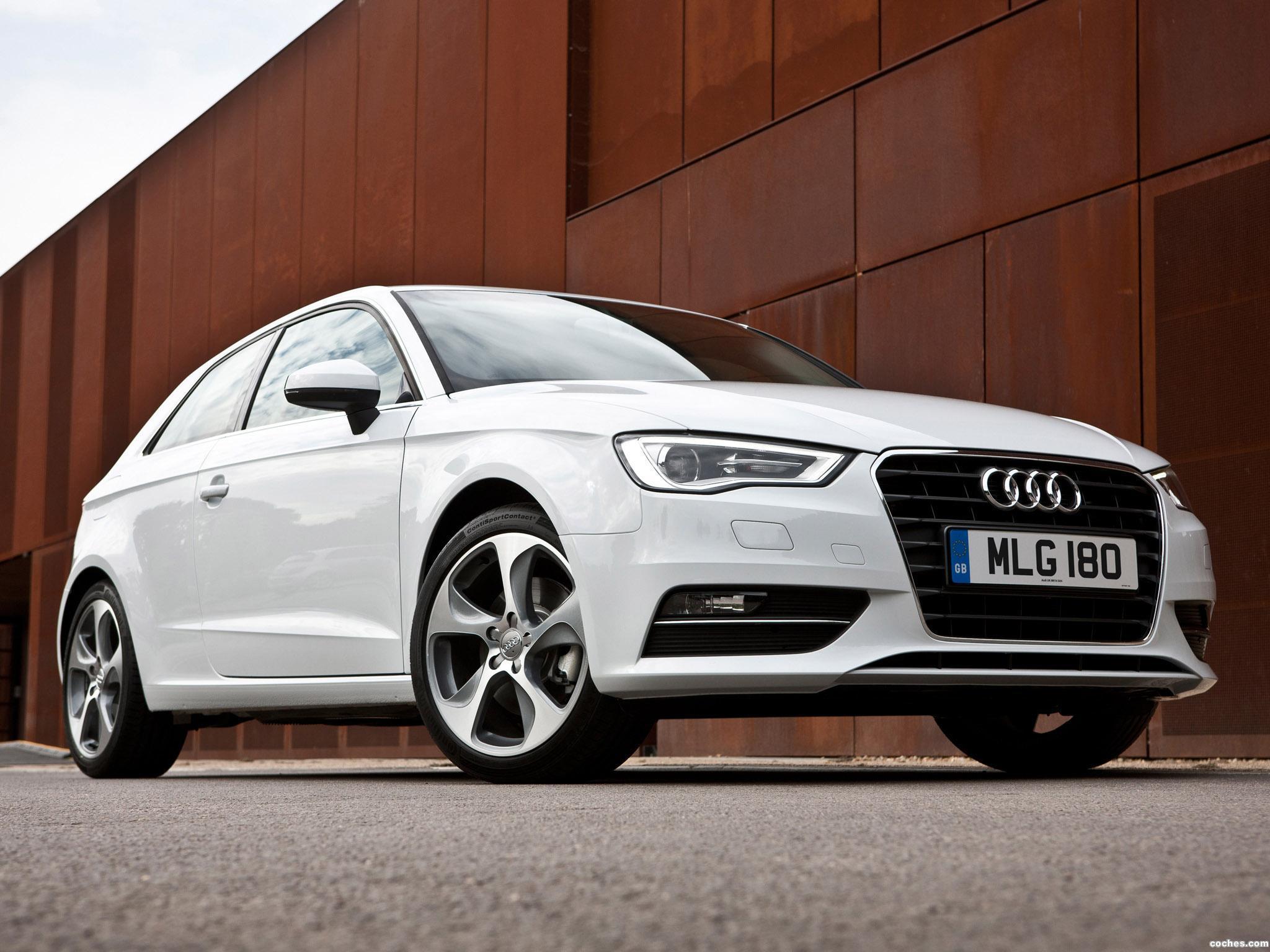Foto 0 de Audi A3 1.8T UK 2012