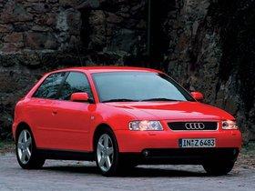 Fotos de Audi A3 1996