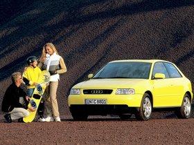 Ver foto 17 de Audi A3 1996
