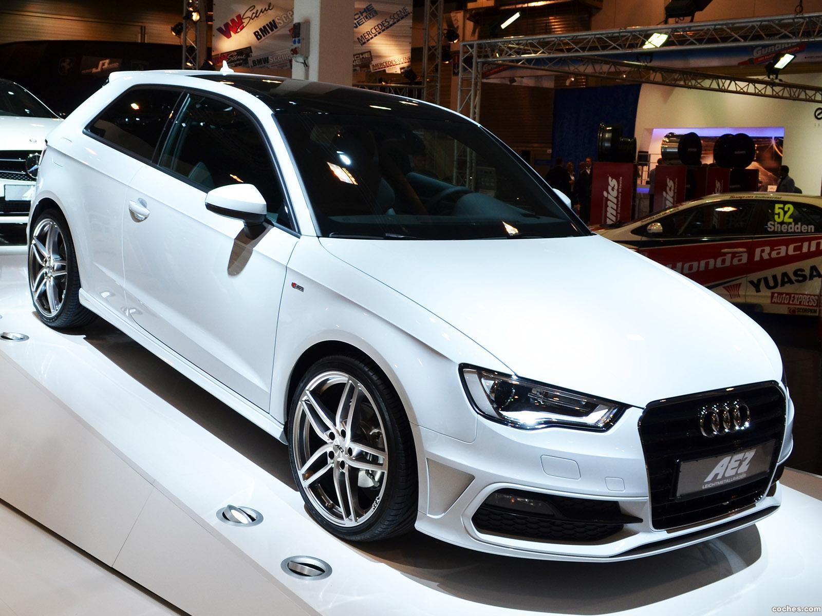 Foto 0 de Audi A3 AEZ 2012