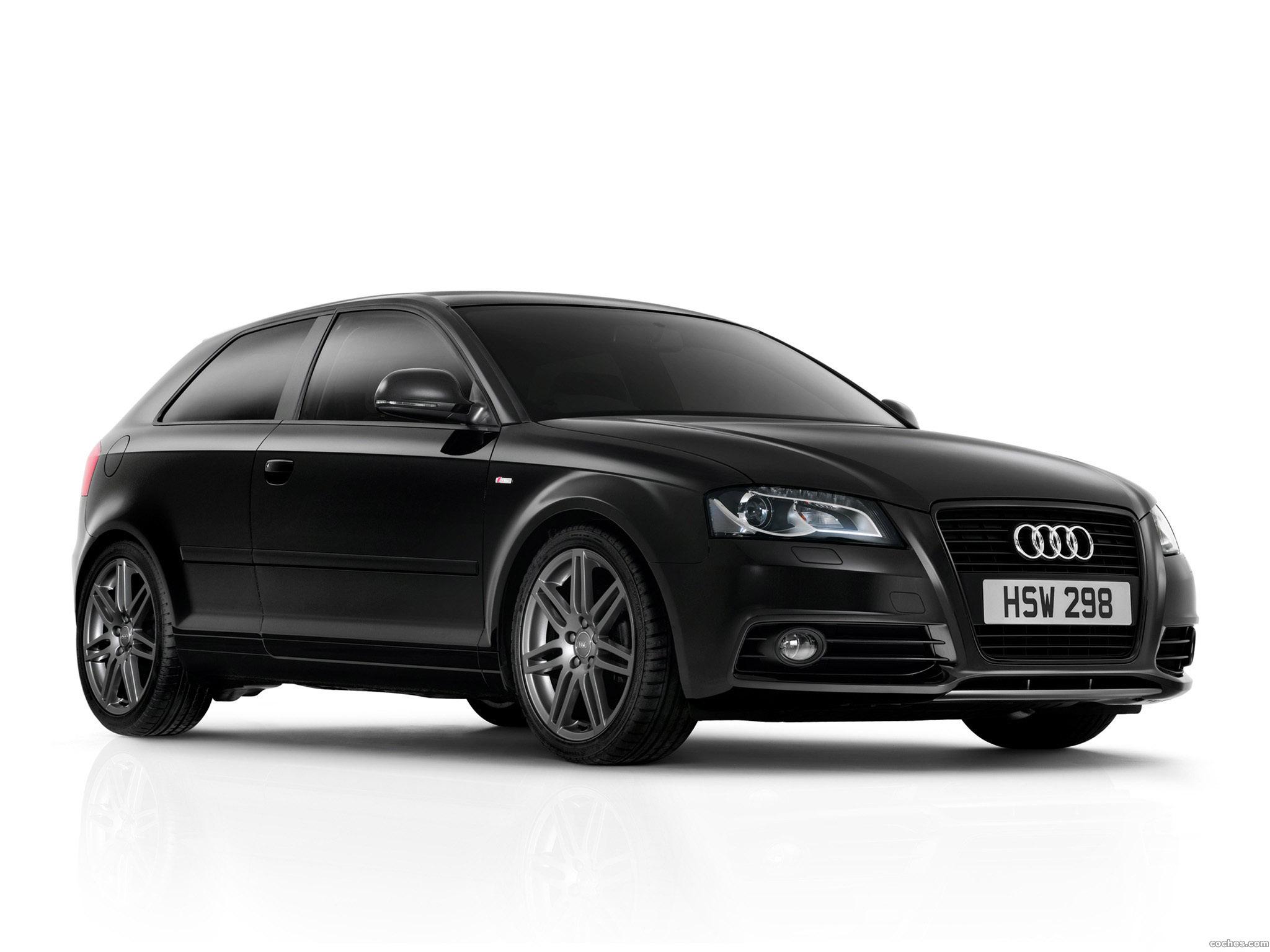 Foto 0 de Audi A3 Black Edition 2009