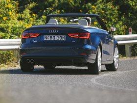 Ver foto 12 de Audi A3 Cabriolet 2.0 TDI Australia 2014