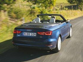 Ver foto 3 de Audi A3 Cabriolet 2.0 TDI Australia 2014