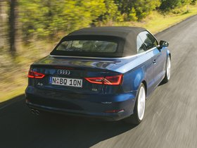 Ver foto 2 de Audi A3 Cabriolet 2.0 TDI Australia 2014