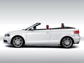 Ver foto 7 de Audi A3 Cabriolet 2008