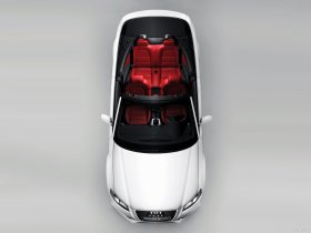 Ver foto 2 de Audi A3 Cabriolet 2008