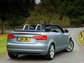 Ver foto 3 de Audi A3 Cabriolet UK 8PA 2008