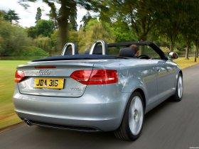 Ver foto 2 de Audi A3 Cabriolet UK 8PA 2008