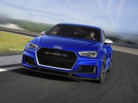 Ver foto 15 de Audi A3 Clubsport Quattro Concept 2014
