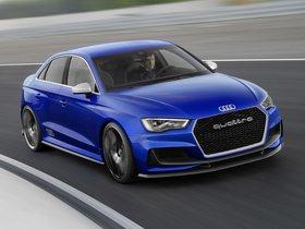 Ver foto 13 de Audi A3 Clubsport Quattro Concept 2014