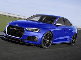 Ver foto 9 de Audi A3 Clubsport Quattro Concept 2014