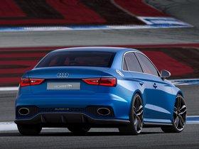 Ver foto 6 de Audi A3 Clubsport Quattro Concept 2014