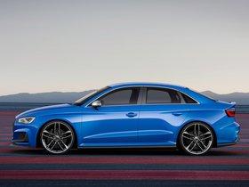 Ver foto 4 de Audi A3 Clubsport Quattro Concept 2014