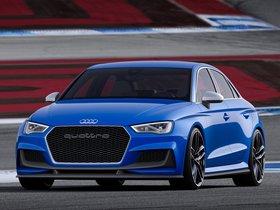 Ver foto 3 de Audi A3 Clubsport Quattro Concept 2014