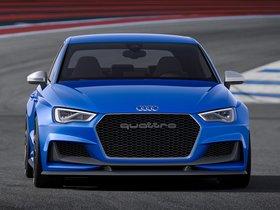 Ver foto 2 de Audi A3 Clubsport Quattro Concept 2014