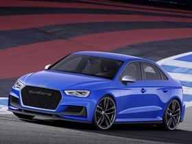Ver foto 1 de Audi A3 Clubsport Quattro Concept 2014