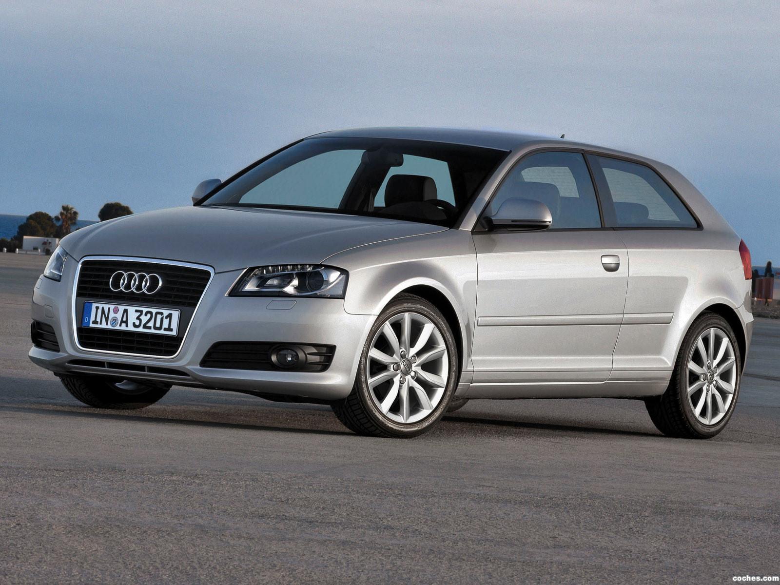 Foto 0 de Audi A3 8P 2008