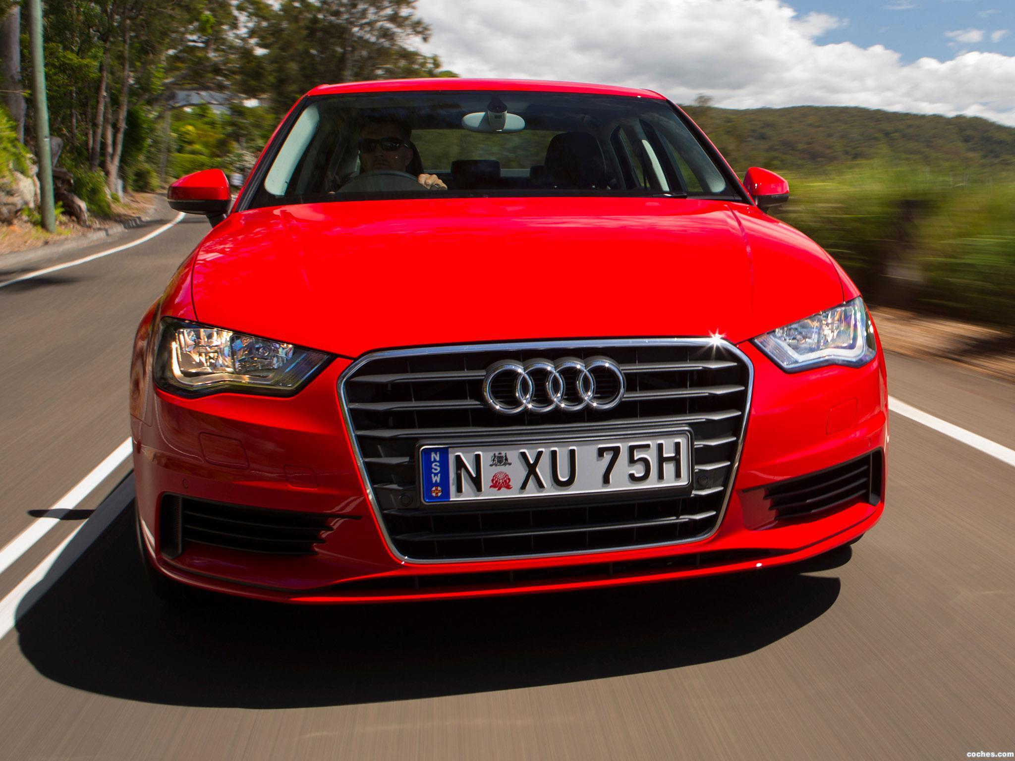 Foto 0 de Audi A3 Sedan 1.4T Australia 2013