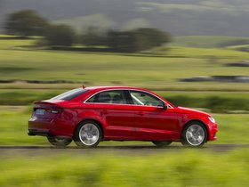 Ver foto 2 de Audi A3 Sedan 1.4T Australia 2013