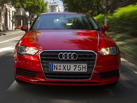 Ver foto 12 de Audi A3 Sedan 1.4T Australia 2013