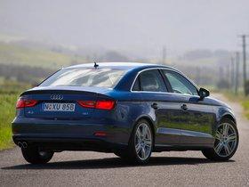 Ver foto 2 de Audi A3 Sedan 1.8T Australia 2013