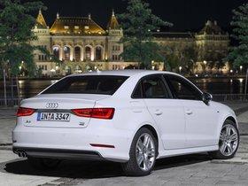 Ver foto 18 de Audi A3 Sedan 2.0 TDI S-Line Quattro 2013