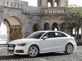 Ver foto 8 de Audi A3 Sedan 2.0 TDI S-Line Quattro 2013