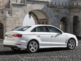 Ver foto 5 de Audi A3 Sedan 2.0 TDI S-Line Quattro 2013
