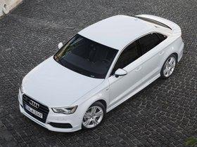Ver foto 2 de Audi A3 Sedan 2.0 TDI S-Line Quattro 2013