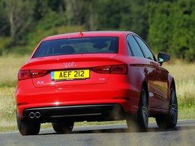 Ver foto 8 de Audi A3 Sedan 2.0 TDI UK 2013