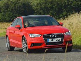 Ver foto 5 de Audi A3 Sedan 2.0 TDI UK 2013