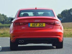 Ver foto 2 de Audi A3 Sedan 2.0 TDI UK 2013