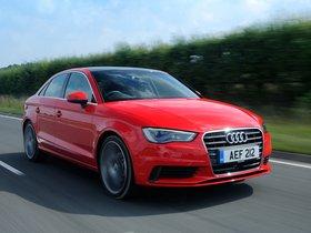 Fotos de Audi A3 Sedan 2.0 TDI UK 2013