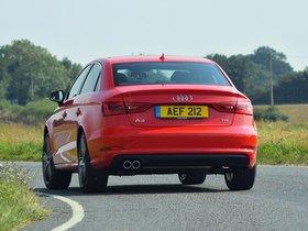 Ver foto 10 de Audi A3 Sedan 2.0 TDI UK 2013