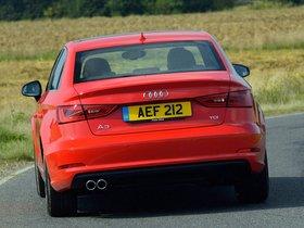 Ver foto 9 de Audi A3 Sedan 2.0 TDI UK 2013
