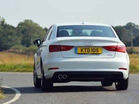 Ver foto 6 de Audi A3 Sedan 2.0 TFSI UK 2013