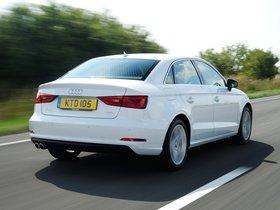 Ver foto 12 de Audi A3 Sedan 2.0 TFSI UK 2013