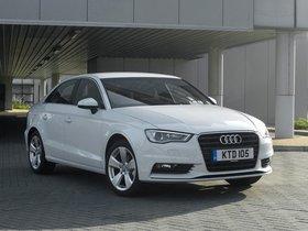 Ver foto 10 de Audi A3 Sedan 2.0 TFSI UK 2013