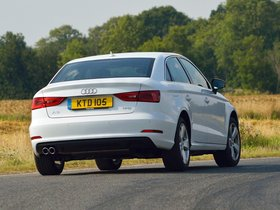 Ver foto 8 de Audi A3 Sedan 2.0 TFSI UK 2013